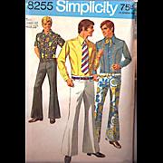 Very Cool Unused 1968 Sewing Pattern