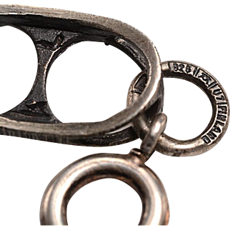 Torun Hopea Finnish Sterling Bracelet