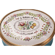 "Vintage Bilston & Battersea Box: ""Token of Affection"""