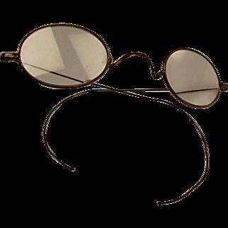 19th c. Prescription Eye Glasses G.F.