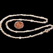 Japanese Akoya Pearl 18 karat Necklace