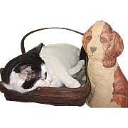 Stuffed Toy: Lithographed Beagle image