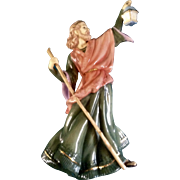 "Enesco ""The Vatican Nativity"" JOSEPH #738999M St. Peter's Basilica Nativity Figurine With Original Box Limited Edition"