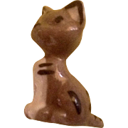 Hagen Renaker ALLEY CAT miniature ceramic figurine San Dimas Version Mid-Century Discontinued