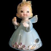 Vintage Josef Originals Little Commandments Cookie Angel Figurine