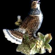 Vintage Norleans Japan Bird Ceramic Figurine Animal Mid- Century