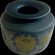 Gorgeous Sascha Brastoff  Lion Vase Mid-Century V14 Ceramic Pottery