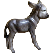 Hagen Renaker DW Donkey Foal Harry, San Dimas, Maureen Love 1956 to 1973 Designer's Workshop California Pottery Figurine