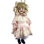 Antique German Bisque K*R collection Doll Kammer & Reinhardt, Simon & Halbig, mold 126