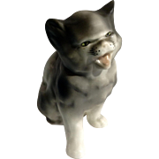 Vintage Coventry Porcelain Cat Figurine Made In USA Discontinued 5026A