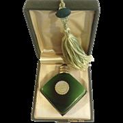 Baccarat Delux Bijou Jewel Bottle Perfume YBRY Paris Femme de Paris 1920's-1930's in Original Box TLC