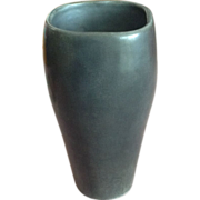Van Briggle Vase Very Rare Discontinued Limited Edition Pottery Ceramic Metallic Silver Vase 1/100 from Colorado Springs