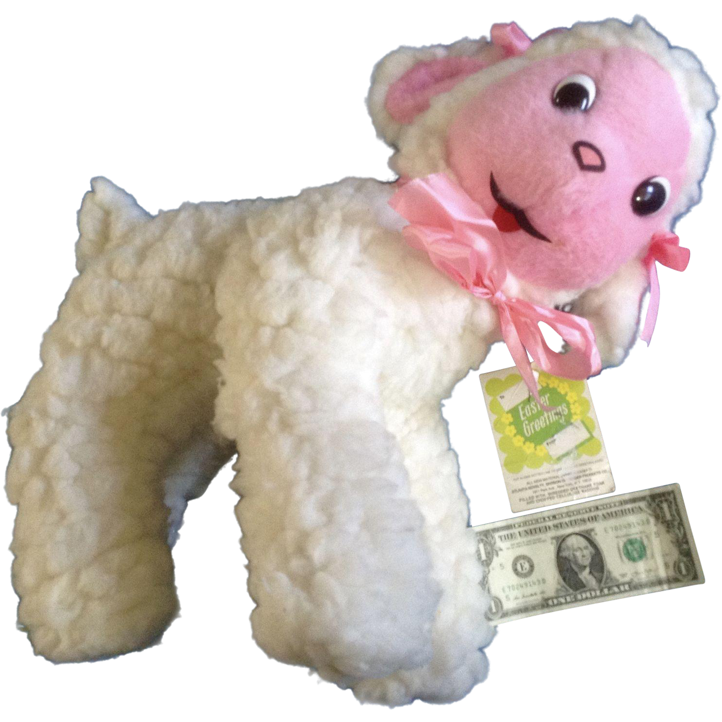 Easter Large Plush Toy 114