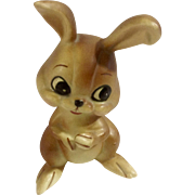 Vintage Josef Originals Bunny Rabbit Made in Japan Ceramic Figurine