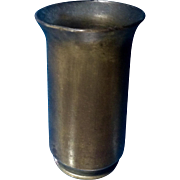 20 MM MK4 1944 Anti Aircraft Gun Shell WWII Trench Art Vase