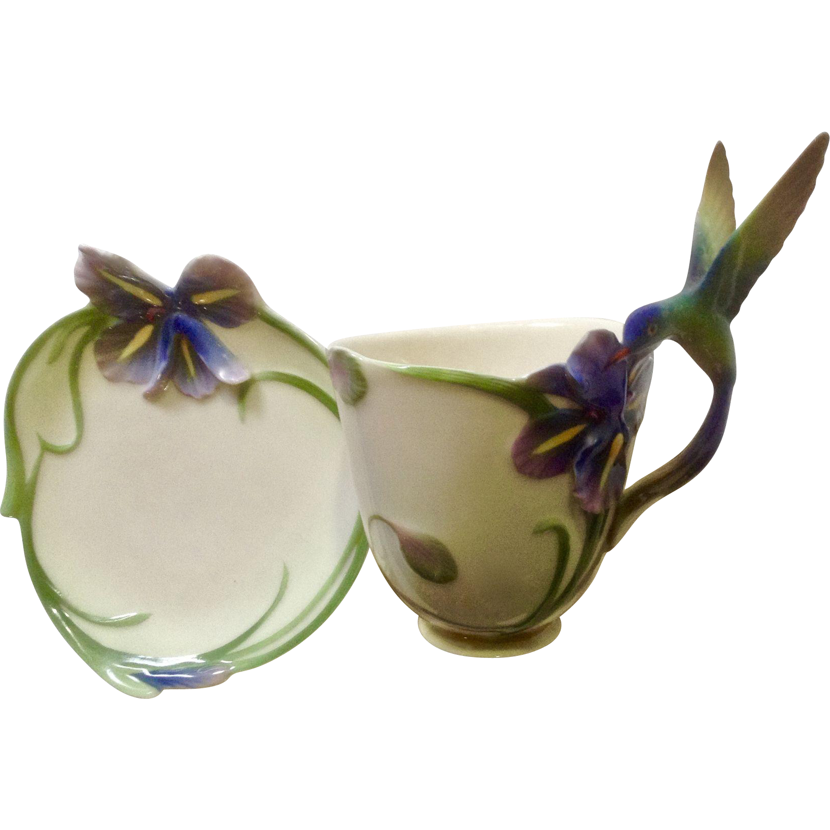 Long Tail Hummingbird By Franz Collection Coffee Or Tea