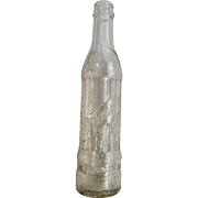1800's M & R Colo Springs, Colorado Mackinney And Roberts Quality Beverages Glass Bottle