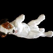 Royal Doulton H.N. 1098 Jack Russell Terrier Dog Animal Figurine