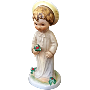 Vintage Goebel Janet Robson Figurine Christ Child 406  W. Germany c 1972