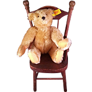 Steiff Margaret Strong Bear 0155/26  c1984