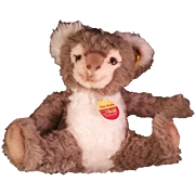 Steiff Cosy Koala with traveling gear 4770/22 with Tags and button c1970
