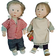 """Dianne Dengel Bunky Baby Boy and Girl Toddlers 13"""""""