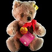 Steiff Original Teddy bar Two Tone Mohair bear Full jointed c1974