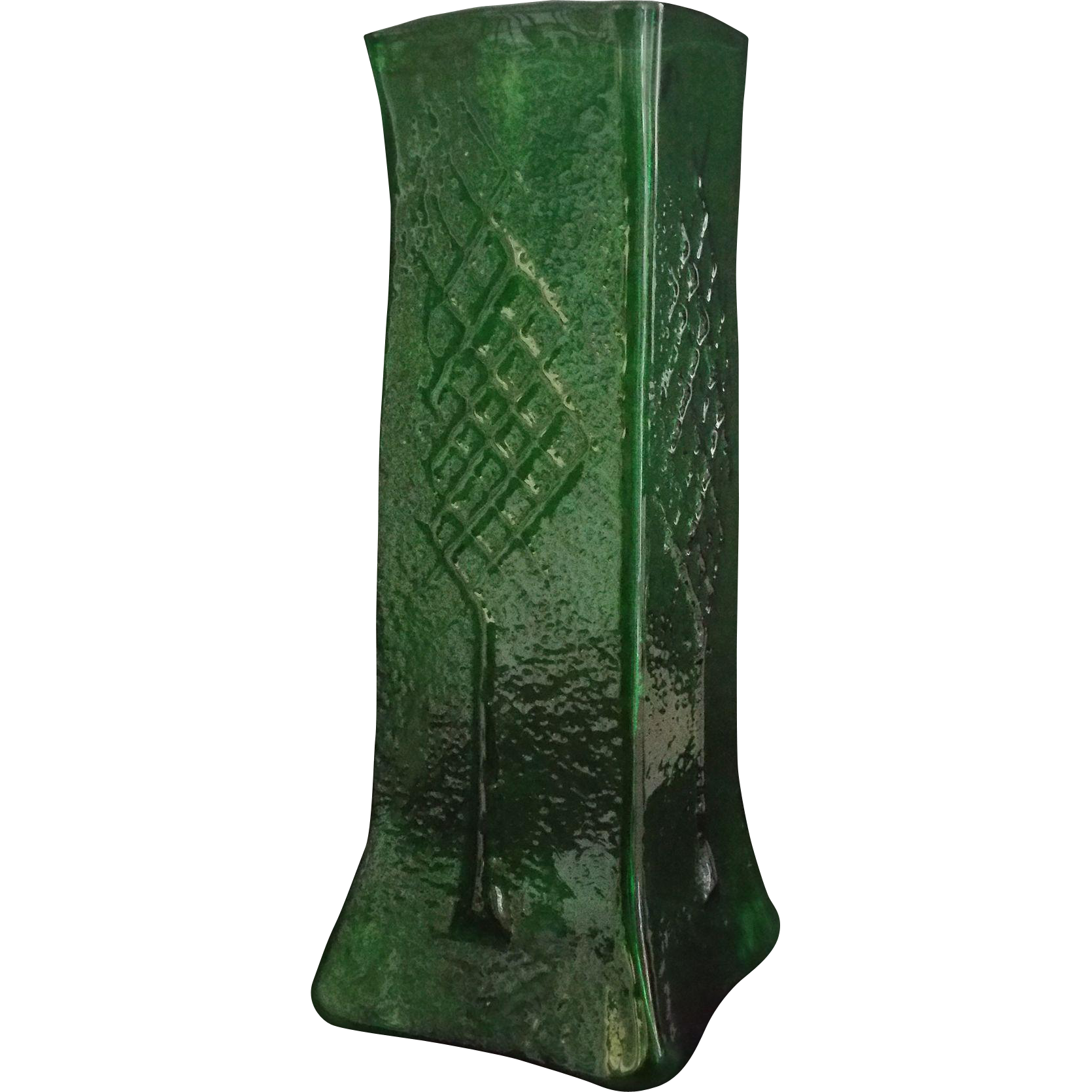 Magnificent Emerald Green Tall square Art Gl Funeral Vase with ... on rectangle container, rectangle design, rectangle quilt, rectangle mailbox, rectangle soap, rectangle cutting board, rectangle house, rectangle ikebana, rectangle tile, rectangle bird cage, rectangle green, rectangle pencil holder, rectangle basket, rectangle box, rectangle plate, rectangle tablecloths, rectangle umbrella, rectangle window, rectangle sign, rectangle pillow,