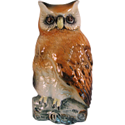 Owl Wall pocket made in occupied Japan 1947-1952