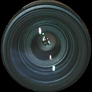 Nikon AF Nikkor 70-210 Zoom f /4-5.6 Lens Hoya 62 mm UV(0) Filter Original Pouch