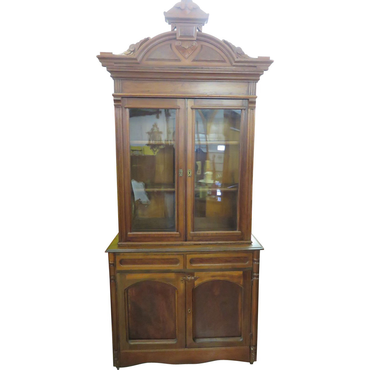 524387950331614895 further munity Hospitality furthermore American Of Martinsville Furniture in addition Antique Brown Polished Designer John White Wingcap Brogue besides Henkel Harris Furniture Highboy. on antique highboy dresser with doors