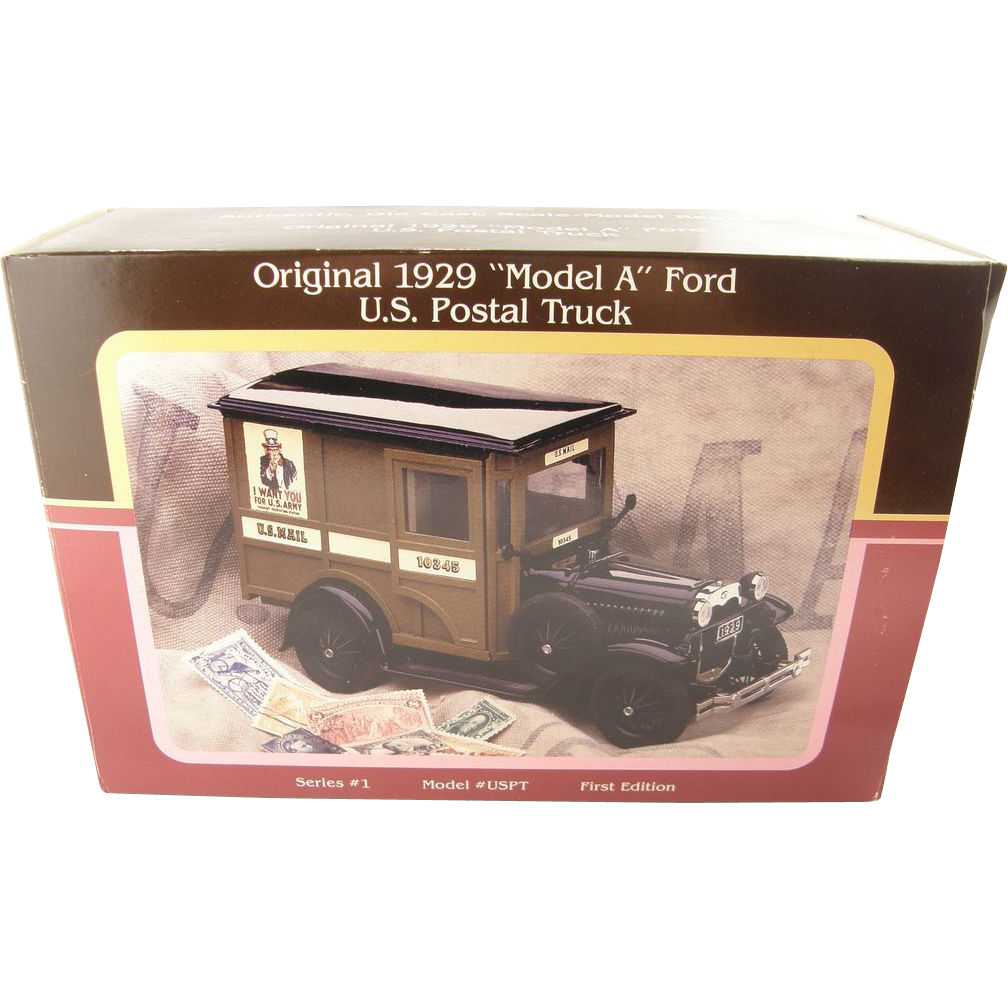 Toy Truck Usps Toy Truck
