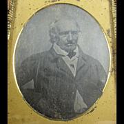 -Grandpa- 4th plate Daguerreotype ca.1845-1855