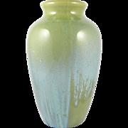 """8"""" - Fulper Ovoid Vase"""