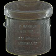 Paperholder, ca.1940 Louisville Kentucky, Bannon