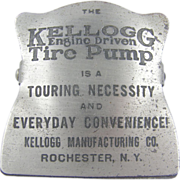 Paperholder, ca.1915, Kellogg, Rochester NY