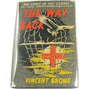 =Double-Signed 1st Edition= The Way Back: The Story of Pat O'Leary by Brome