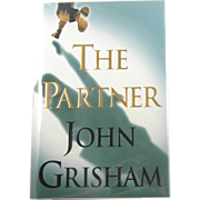 "=Signed 1st Edition= John Grisham ""The Partner"""