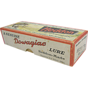 Fishing lure box, Dowagiac Heddon ZaraSpook
