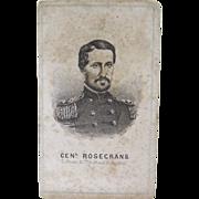 CDV 1864 General Rosecrans