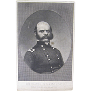 CDV 1864 Brig. General Burnside