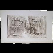 RPPC Trapping ca.1910, season's catch, postcard