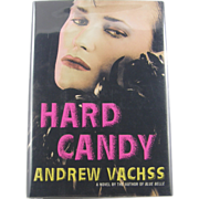 "=1st Edition= Andrew Vachss: ""Hard Candy"""