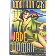 "=1st Edition= Jonathan Gash: ""Jade Woman"""