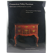 "=1st Edition= Kugelman: ""Connecticut Valley Furniture"" =Scarce="