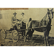 Walker 1958 horse champion, harness racing Frederick Maryland, Burrier