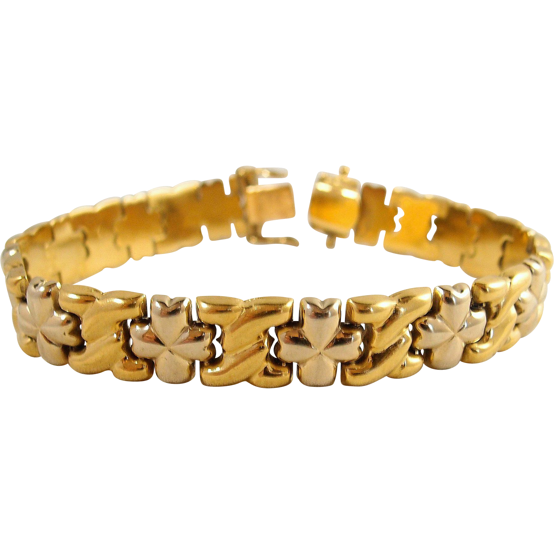 id bracelet z large jewelry cartier j bangle yellow rolling bracelets rose bangles trinity gold white at
