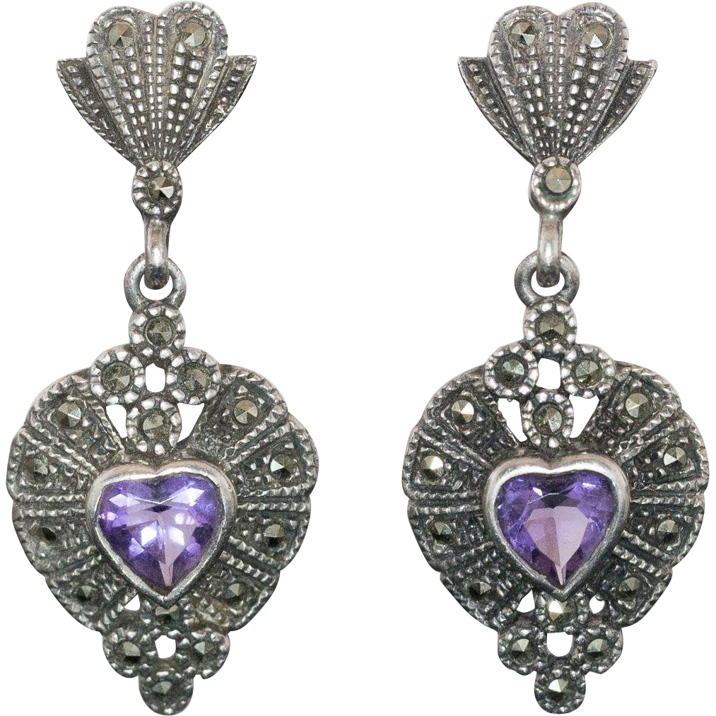 how to clean marcasite jewelry