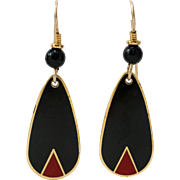 "Laurel Burch ""KI"" Earrings"