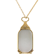 Victorian | 18K Yellow Gold | French Lorgnette